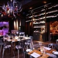 La rencontre glamour des saveurs de l'Italie dans un restaurant vénitien!