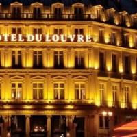 Hôtel en plein centre de la capitale française