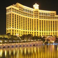 Etats-Unis – Las Vegas – Le Bellagio