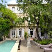 Hôtel Particulier de charme à Arles