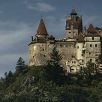 Le château de Bran, demeure du vampire le plus connu au monde.