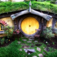 Plongez dans un trou de hobbit en Nouvelle-Zélande