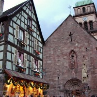 Marché de Noël – Kaysersberg – Alsace