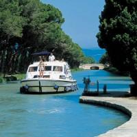 Le Boat, location d'un bateau sans permis