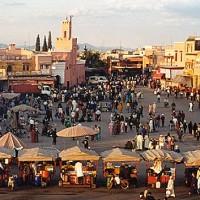 Marrakech- La Maison Arabe