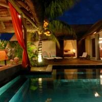 Villa de standing avec piscine privée