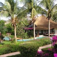 La villa keur Koba, villa de prestige