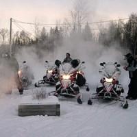 Laponie – Un nouvel an givré