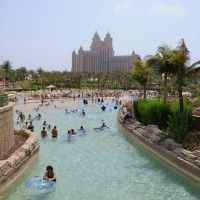 Aquaventure Dubai : un choix innombrable d'attractions et divertissements.