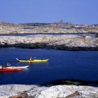 Un archipel magnifique, situé sur la côte ouest de la Suède