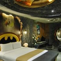 Une suite Batman dans un hôtel à Taiwan!