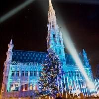 Marché de Noel : Bruxelles, charme et lumières