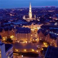 Découverte de Bruxelles dans un hôtel de luxe.