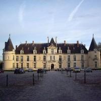 Châteaux de la Loire : Château d'Augerville