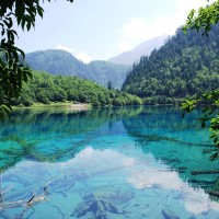 Jiuzhaigou Valley : que la magie commence.