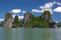 Ho Chi Minh Ville, cité du Vietnam Sud