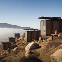 Un hôtel endémique au Mexique