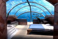 Hôtel sous-marin aux îles Fidji