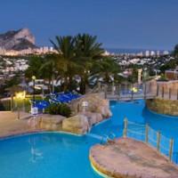 Espagne : Hotel Imperial Park Residencial à Calpe