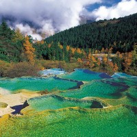 Huanglong, le paradis multicolore de la Chine