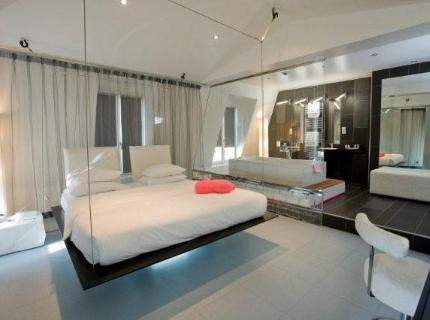 Best Salle De Bain Chambre Open Space Ideas - Awesome Interior ...