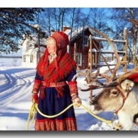 Noël dans le silence blanc