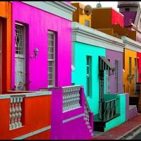 Villes colorées dans le monde (1/2)