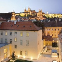 Weekend à Prague dans un hôtel grand luxe
