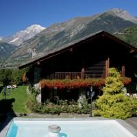 Mont Blanc Hôtel Village, luxe et détente