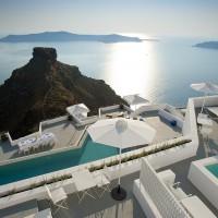 Grace Santorini Hotel, le paradis sur terre.