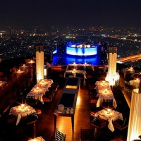 Un panorama grandiose dans le plus beau restaurant de Bangkok