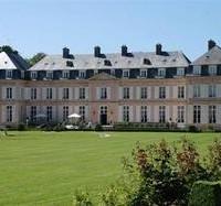 Normandie: Château de Sissi à Fécamp