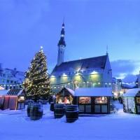 Les marchés de Noël depuis un boutique hôtel