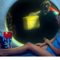 Un hôtel sous-marin improbable en Floride.