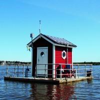 Retour en Suède pour l'hôtel flottant